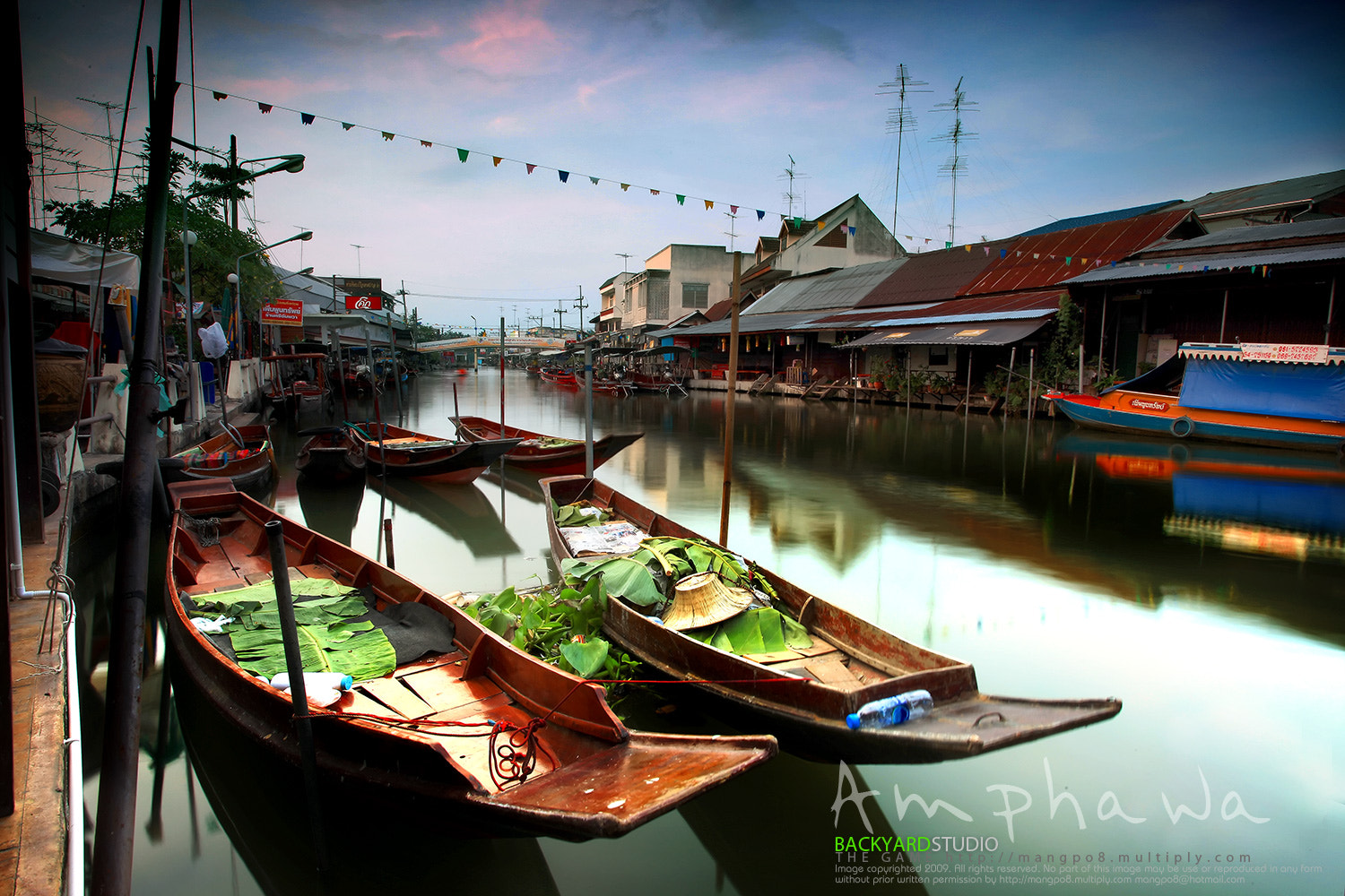 Photograph Amphawa by The Game on 500px