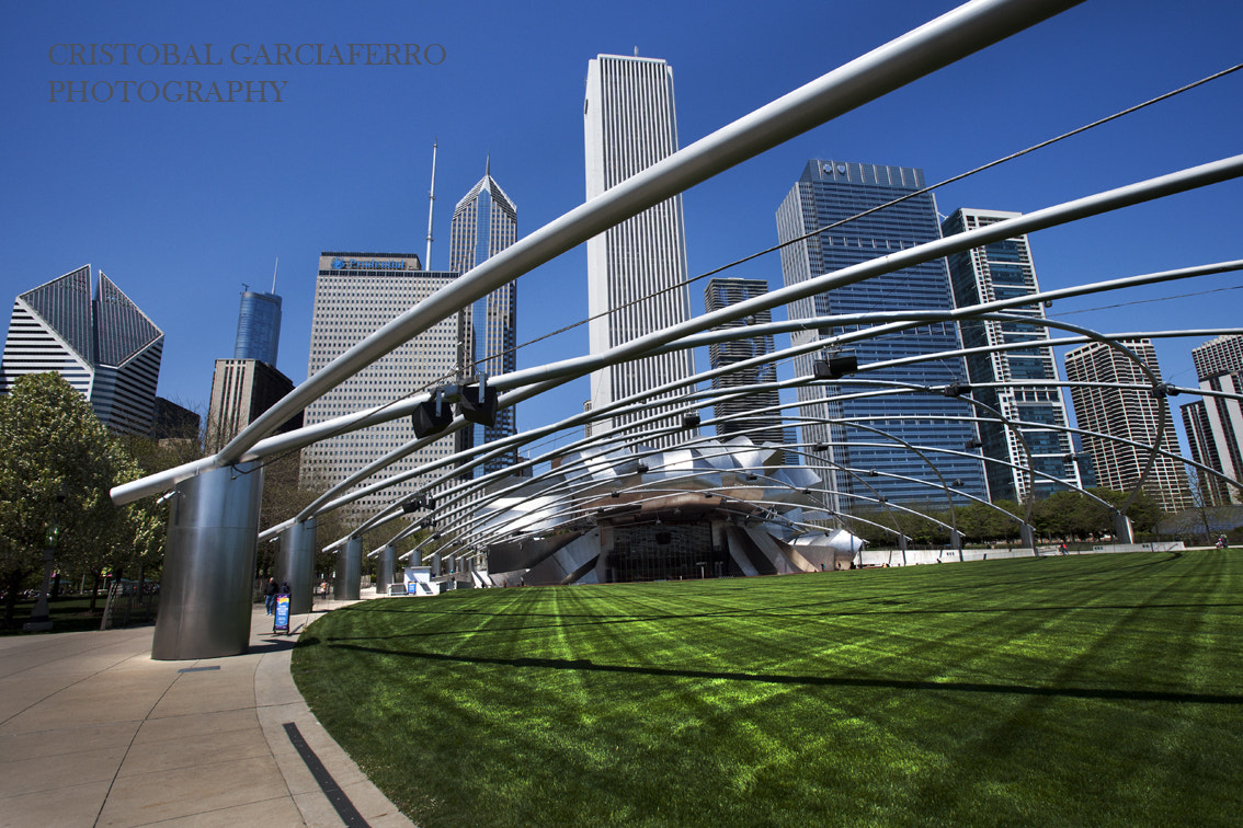 Photograph Theater at Millenium Park by Cristobal Garciaferro Rubio on 500px