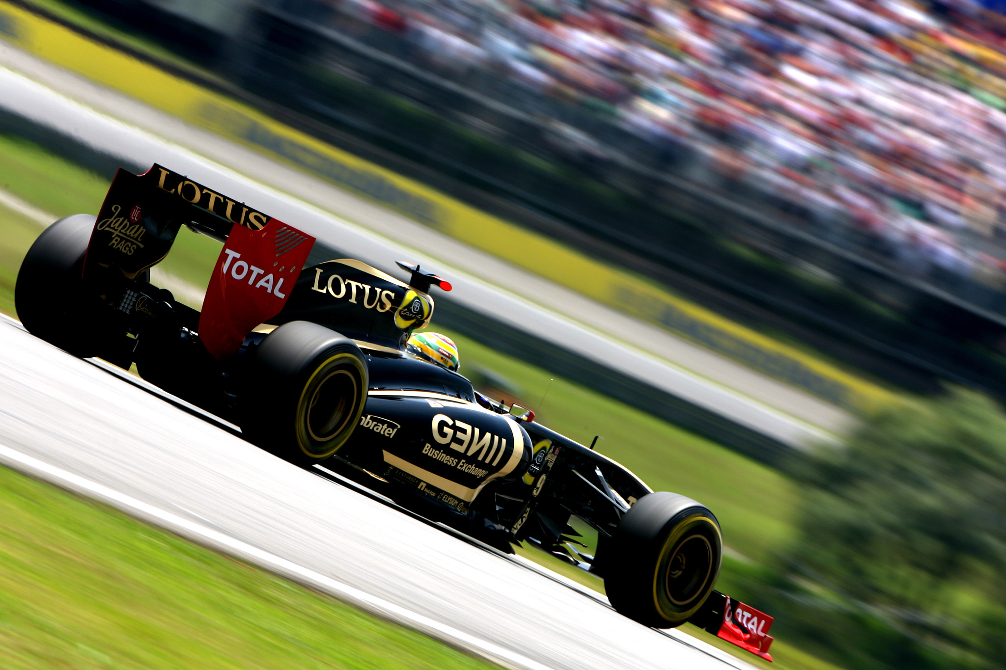 Photograph Bruno Senna by Bruno  Terena on 500px