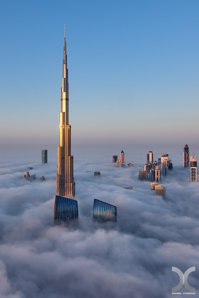 Photograph Above The Clouds by Daniel Cheong on 500px