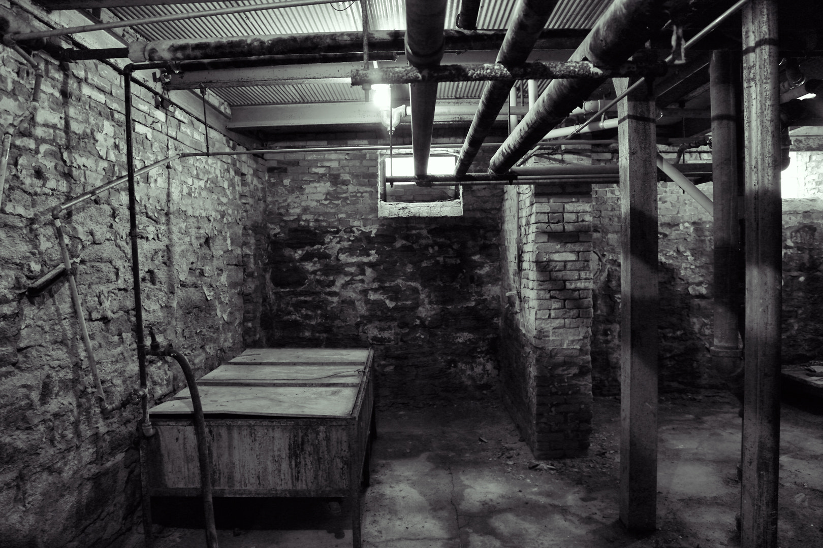Photograph Morgue by Christian VanAntwerpen on 500px