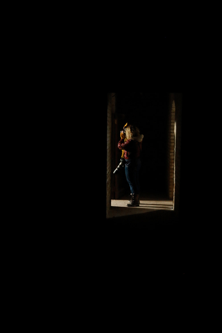 Photograph shooting in the shadows by Christian VanAntwerpen on 500px