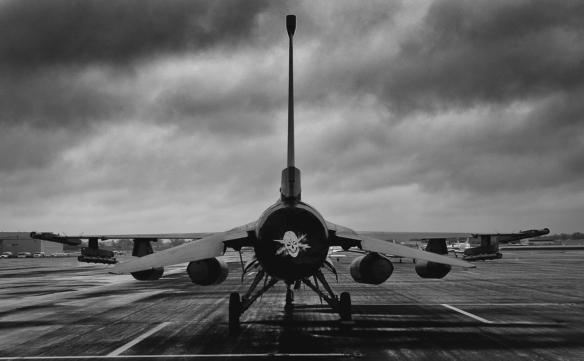 Photograph F-16 by Byrne Chapman on 500px