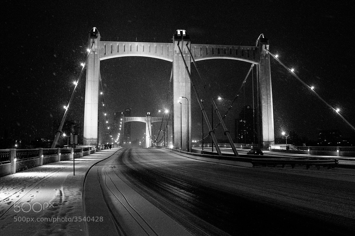 Photograph Hennepin Street Bridge by Bob Israel on 500px