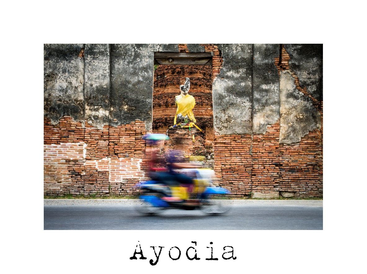 Photograph Ayodia by Bubbers BB on 500px