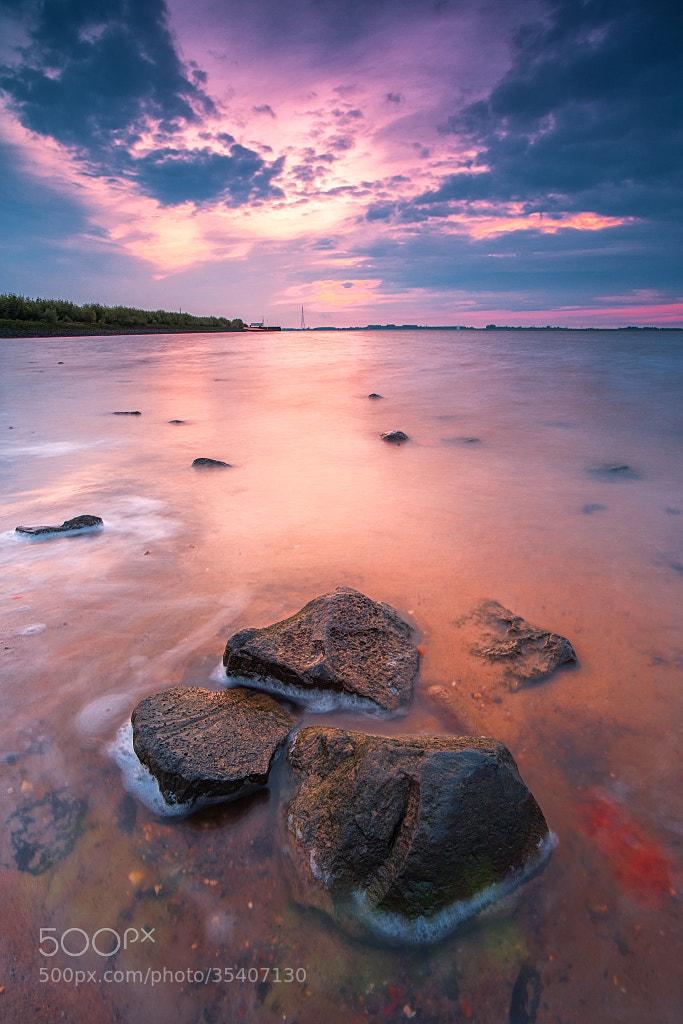 Photograph Sunset-Time by Sebastian  Warneke  on 500px