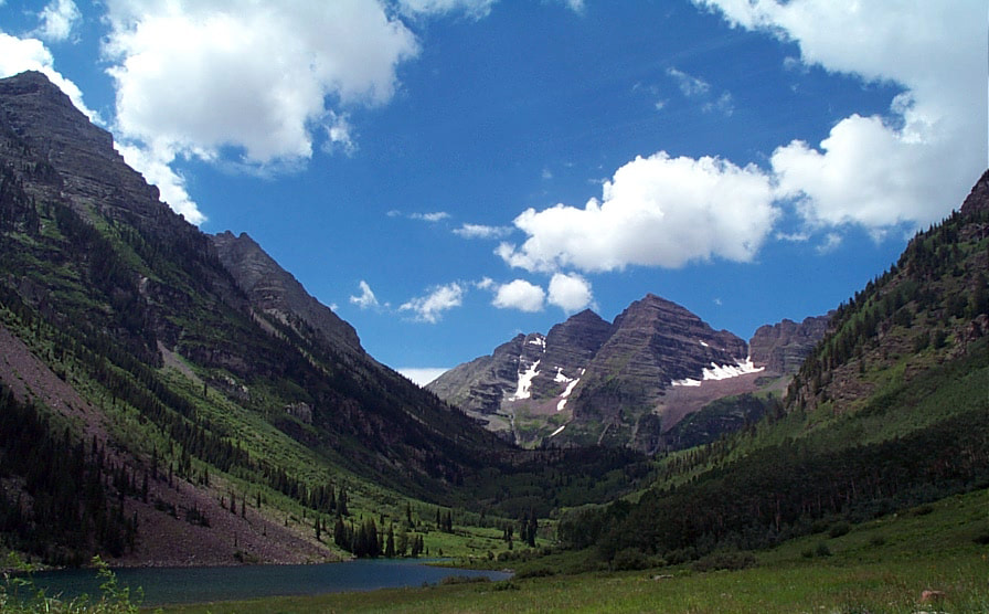 Photograph Maroon Bells by Lorene Lavora on 500px