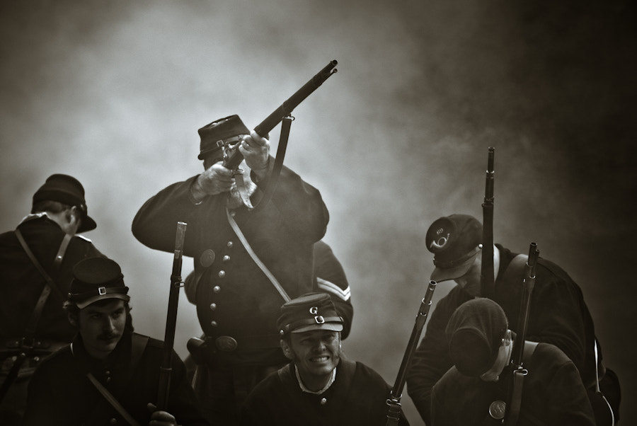 Photograph Northwest Civil War by Bobby Riggs on 500px