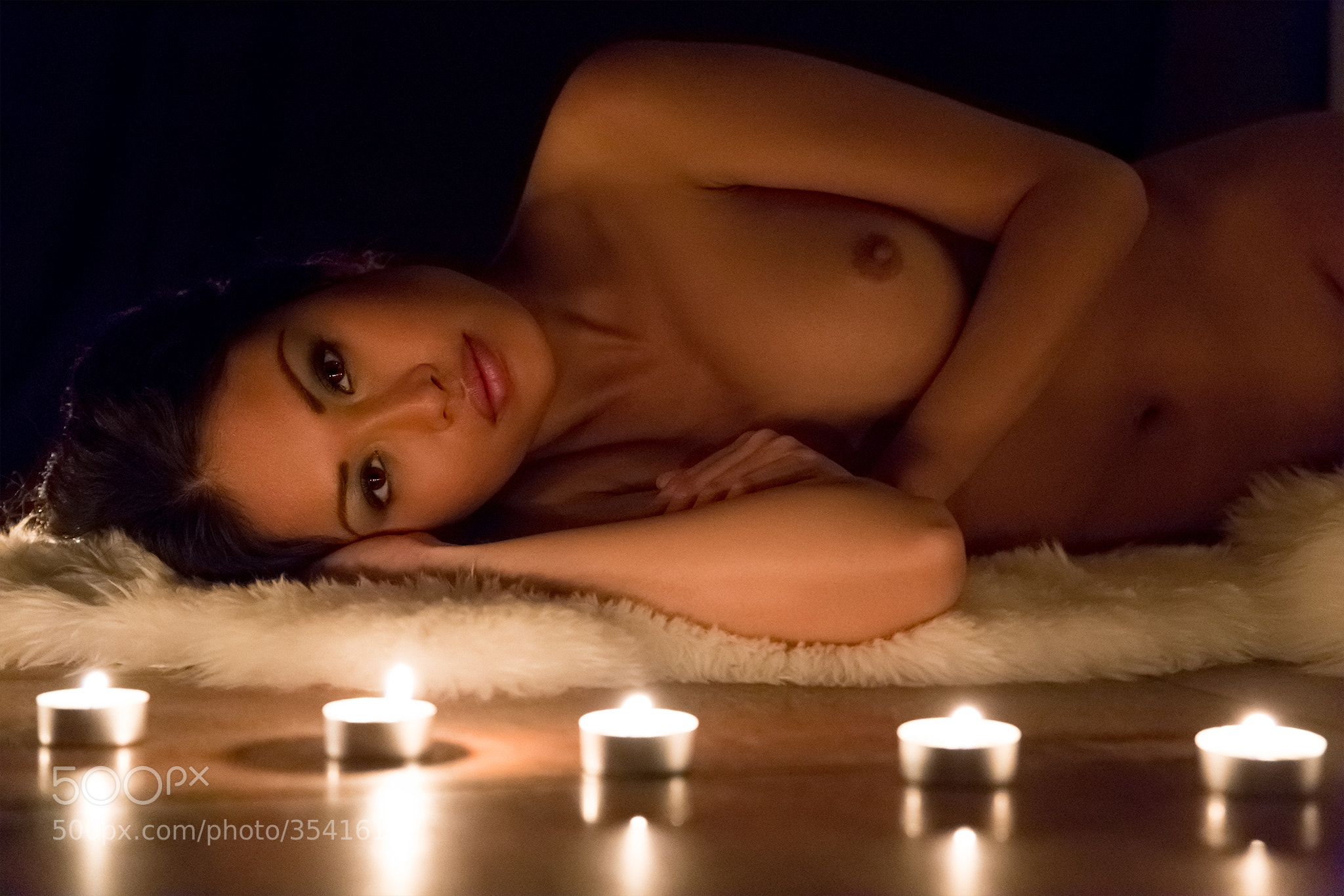 Photograph Candle Light by Guenter Stoehr on 500px