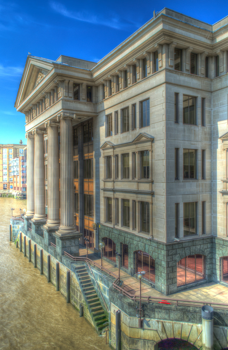 Photograph Surreal HDRI Architecture by Daniel Orchard on 500px