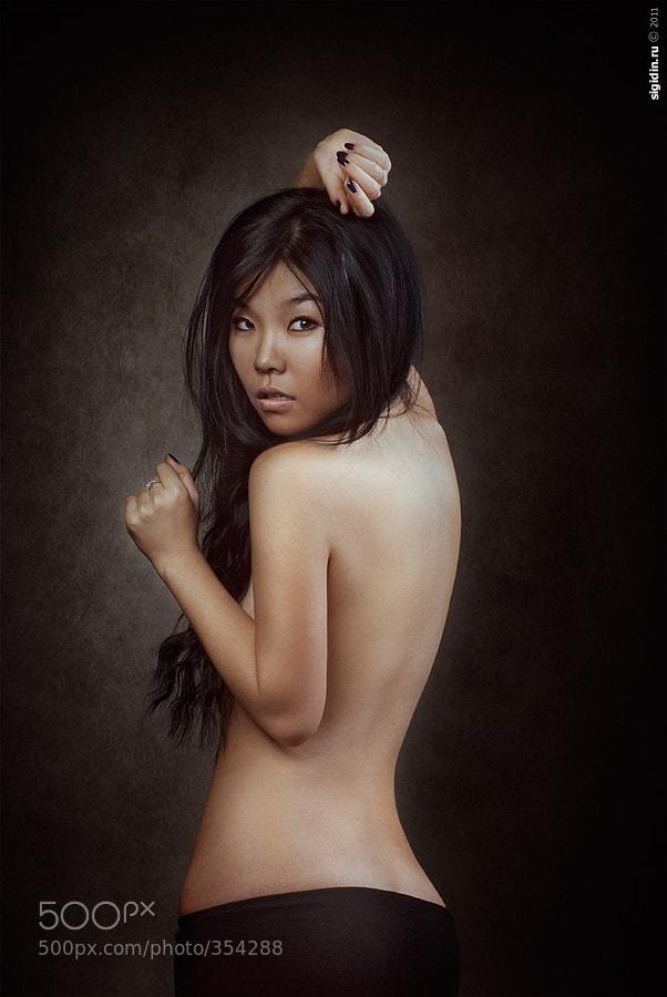 Photograph Annet by Danil Sigidin on 500px
