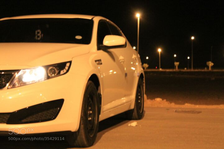 Photograph my car :) by hema almutairy on 500px