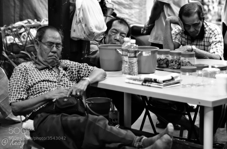 Photograph iSleep by Keith Chua on 500px