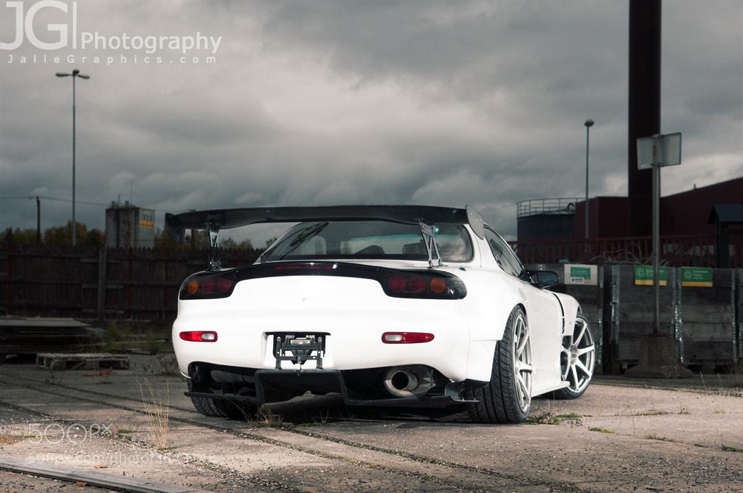 Photograph Mazda RX-7 FD3S TYPE-RS by Hjalmar van Hoek on 500px