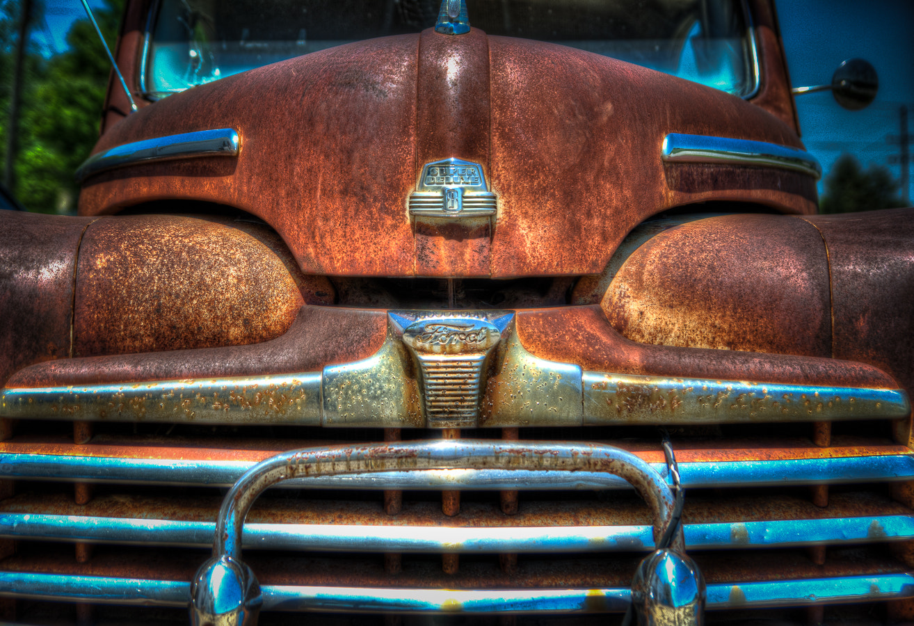 Photograph FORD by Stevan Tontich on 500px