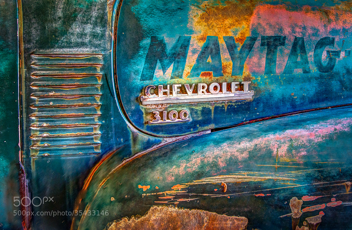 Photograph Maytag Chevrolet by Stevan Tontich on 500px