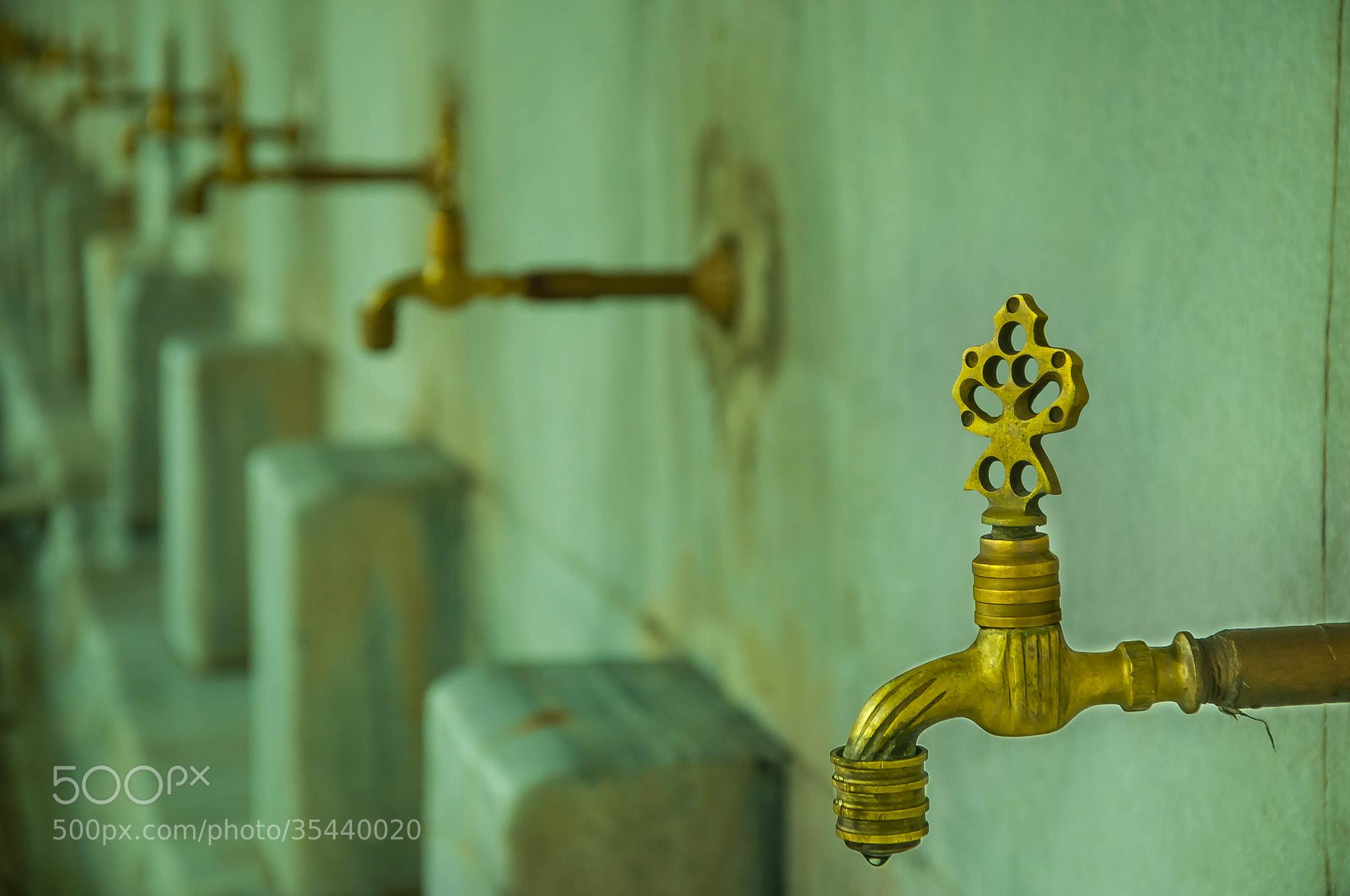 Photograph Ottoman Faucet  by Melih Gün on 500px