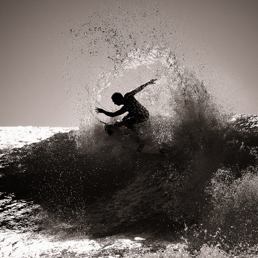 Photograph The Surfer by John Armstrong-Millar on 500px