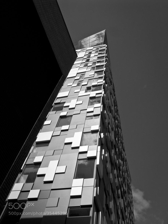 Photograph The Cube in Birmingham by Scott Jones on 500px