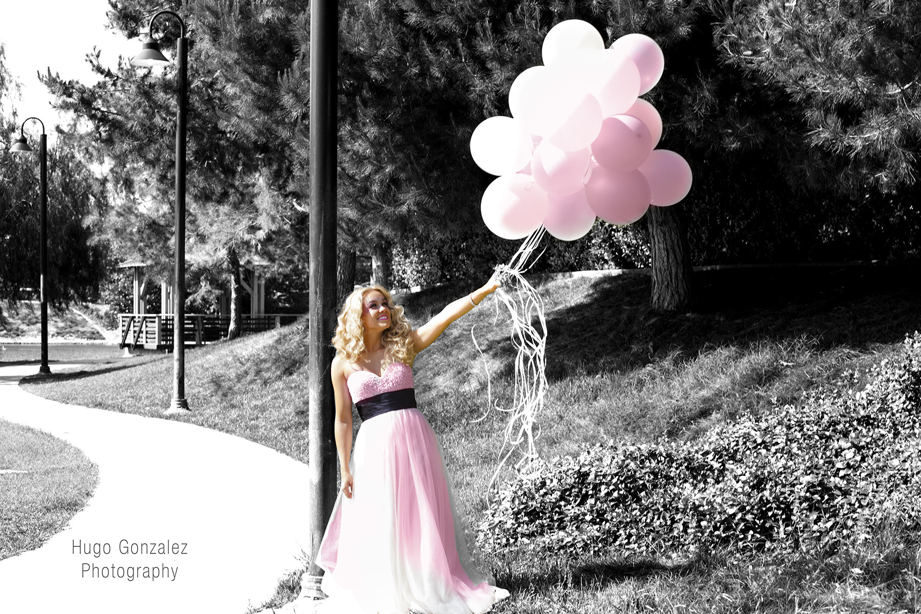 Photograph Pink Balloon by hugogonzalez758 on 500px