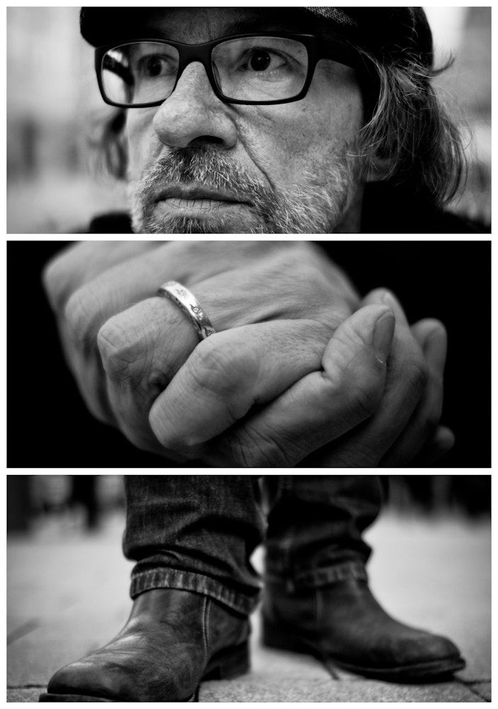 Photograph Triptychs of Strangers #1/28: The Islander - Hamburg by Adde Adesokan on 500px