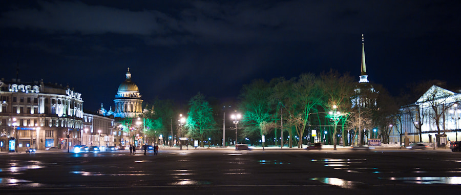 Photograph St Petersbourg. Colors. by Alex Pluss on 500px