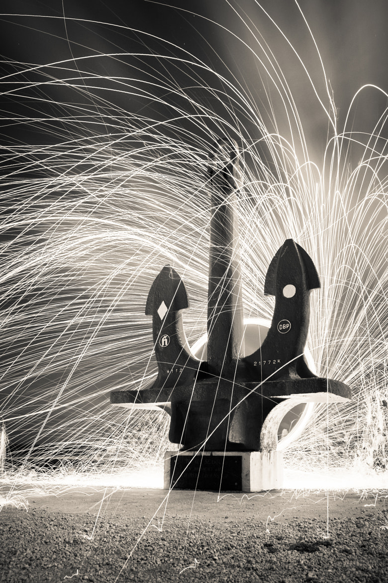 Photograph Steelwool Photography meets Monochrome! by Ayrton Tromp on 500px