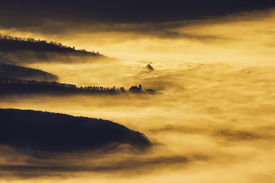 Photograph Sea of Clouds by Mario Moreno on 500px