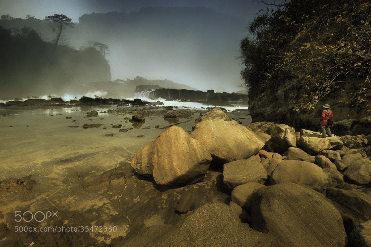 Photograph Large rocky beach by Saelan Wangsa on 500px