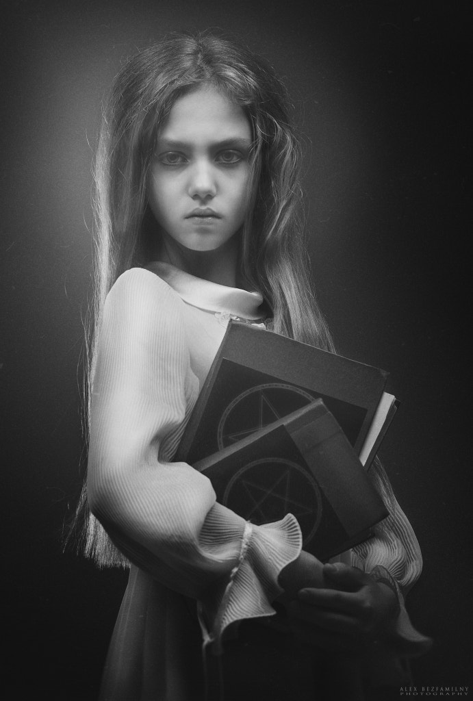 Photograph The Book [ B&W ] by Alexander Bezfamilny on 500px