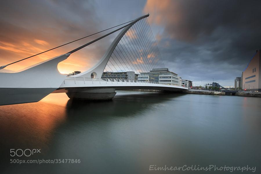 Twilight in Dublin 1