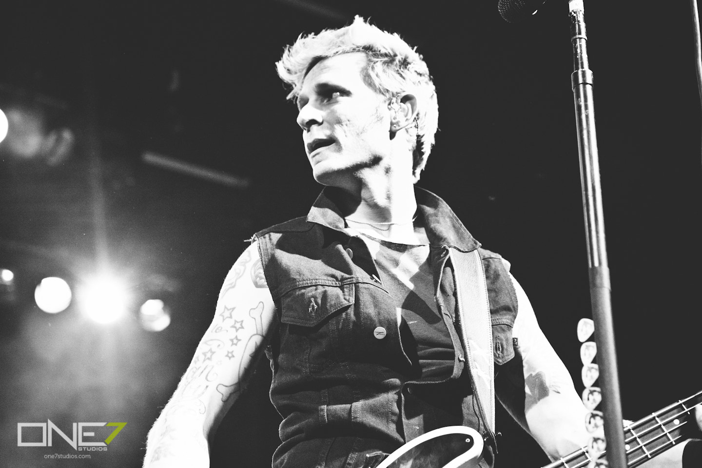 Photograph Green Day » Mike Dirnt by Jon Stolarski on 500px