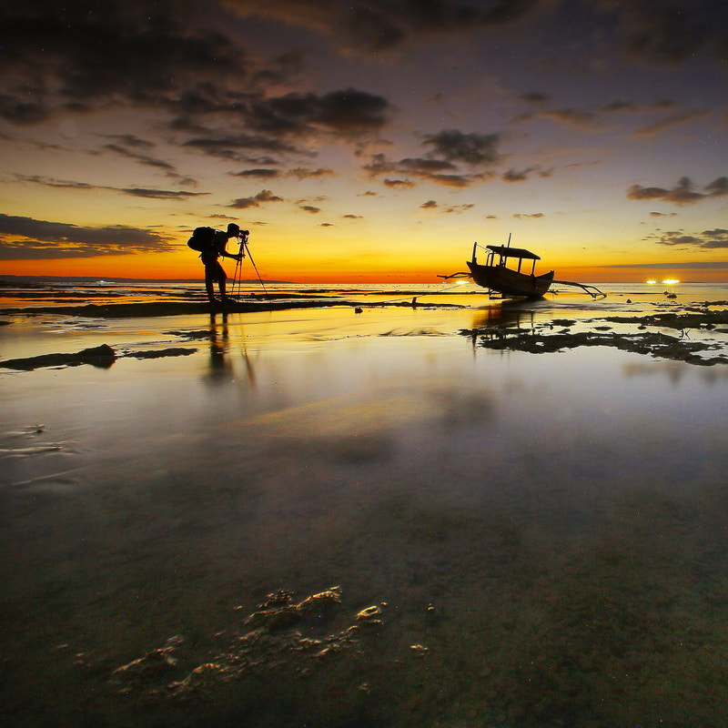 Photograph  Shot the Boat by Aris Winahyu BR on 500px