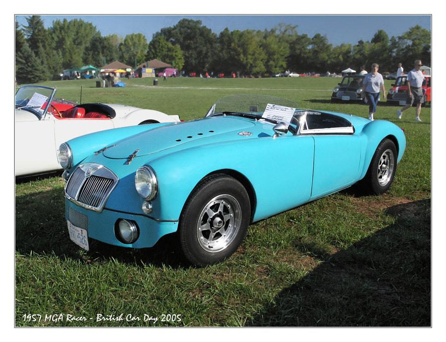 1957 MGA Twin Cam Racer