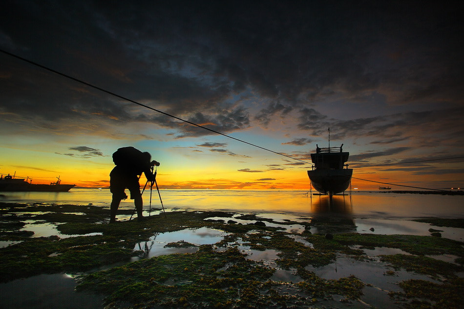 Photograph  The Landscaper #2 by Aris Winahyu BR on 500px