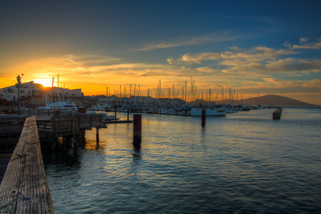 Photograph SF Pier by Marco Hofmann on 500px