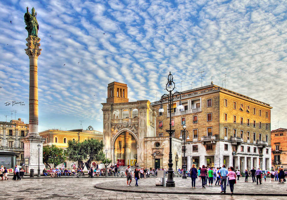Photograph Lecce, S. Oronzo Square by Ivo Bianco on 500px