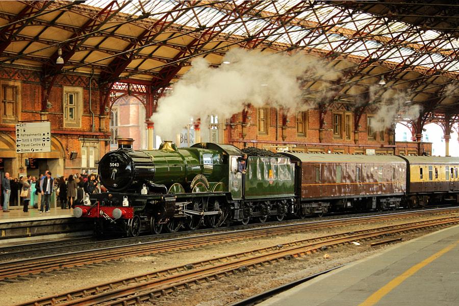 GWR Castle Class