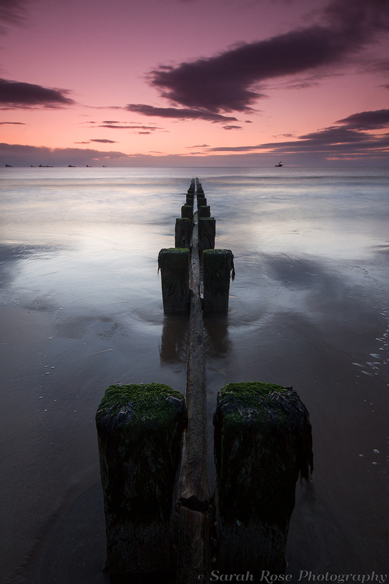 Photograph Aberdeen Beach Sunrise by Sarah Rose on 500px