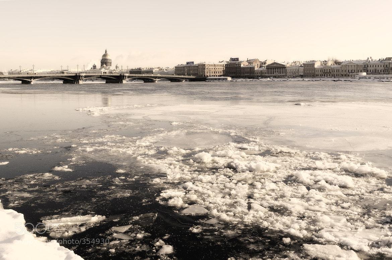 Photograph Февраль в Петербурге by Serg Voronin on 500px