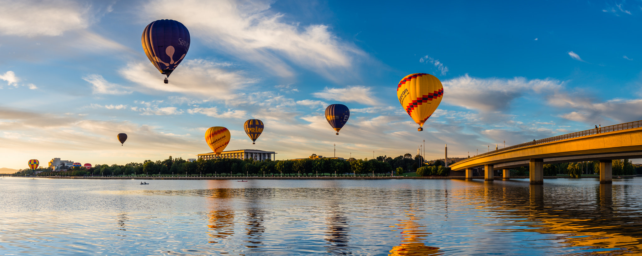 Photograph The Balloon Spectacular by Craig Holloway on 500px