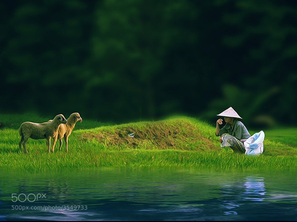 Photograph village story by 3 Joko on 500px