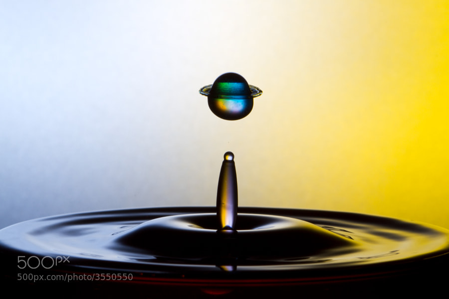 Photograph Mr. Splash by François Dorothé on 500px