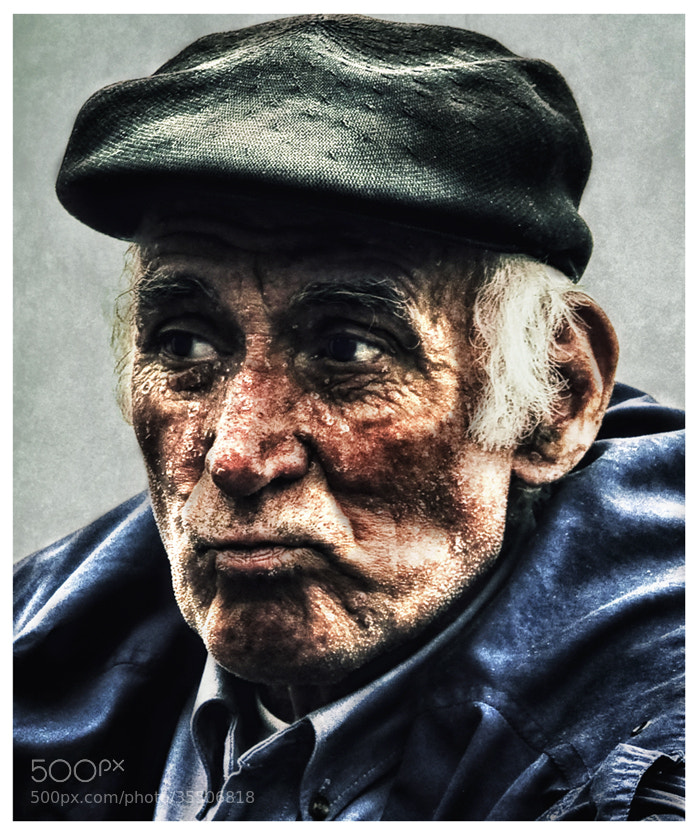 Photograph Old Man by Ivair Resendes on 500px