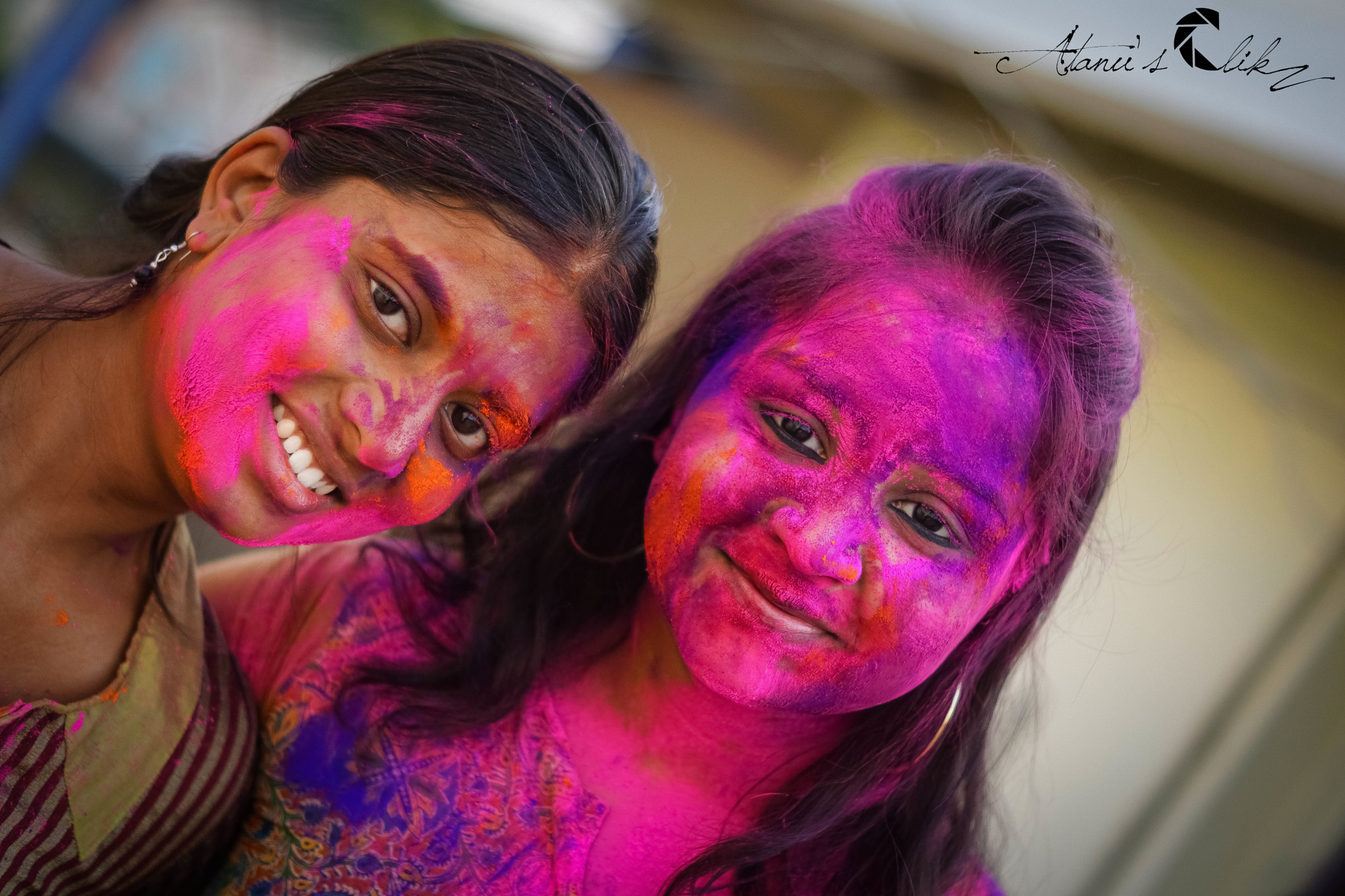 Photograph Holi hai... by Atanu Sarkar on 500px