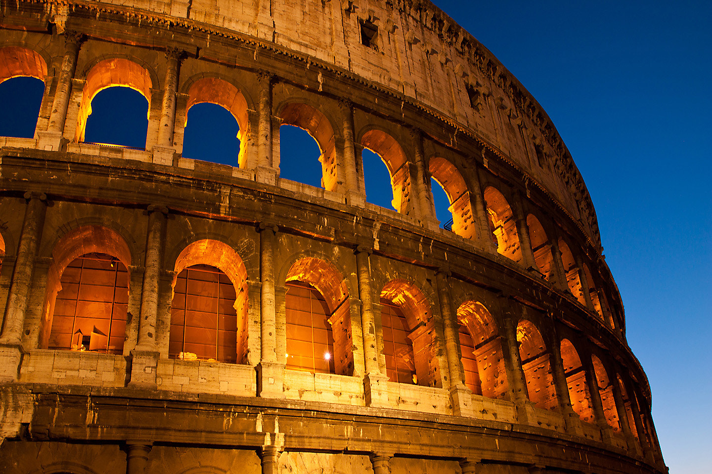 Photograph Colosseum by Mark Greenfield on 500px