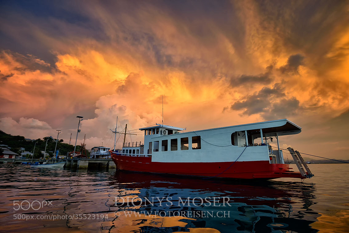 Photograph Movie colors by Dionys Moser on 500px