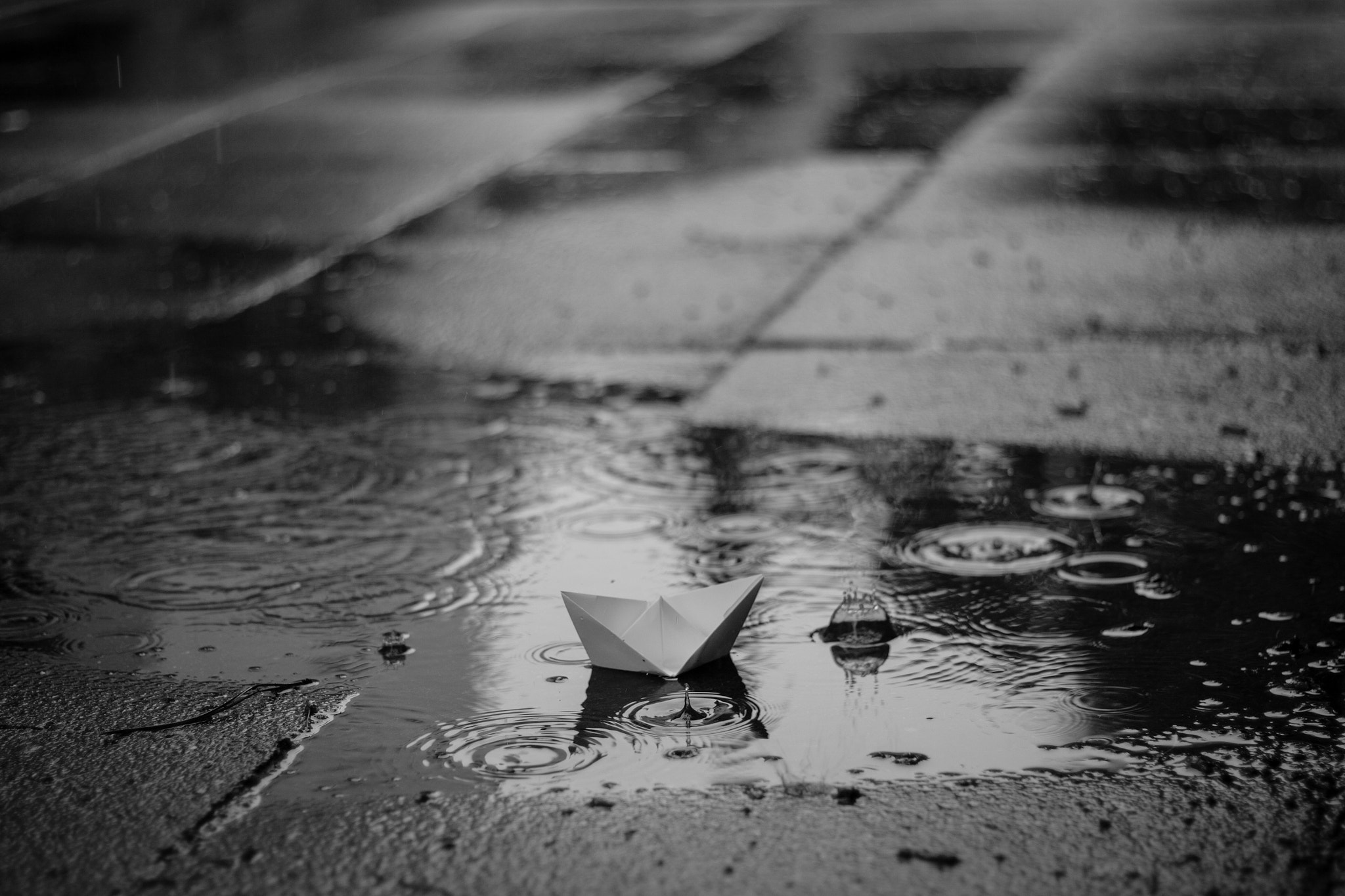 Photograph rainy sunday by Andrea Schunert on 500px