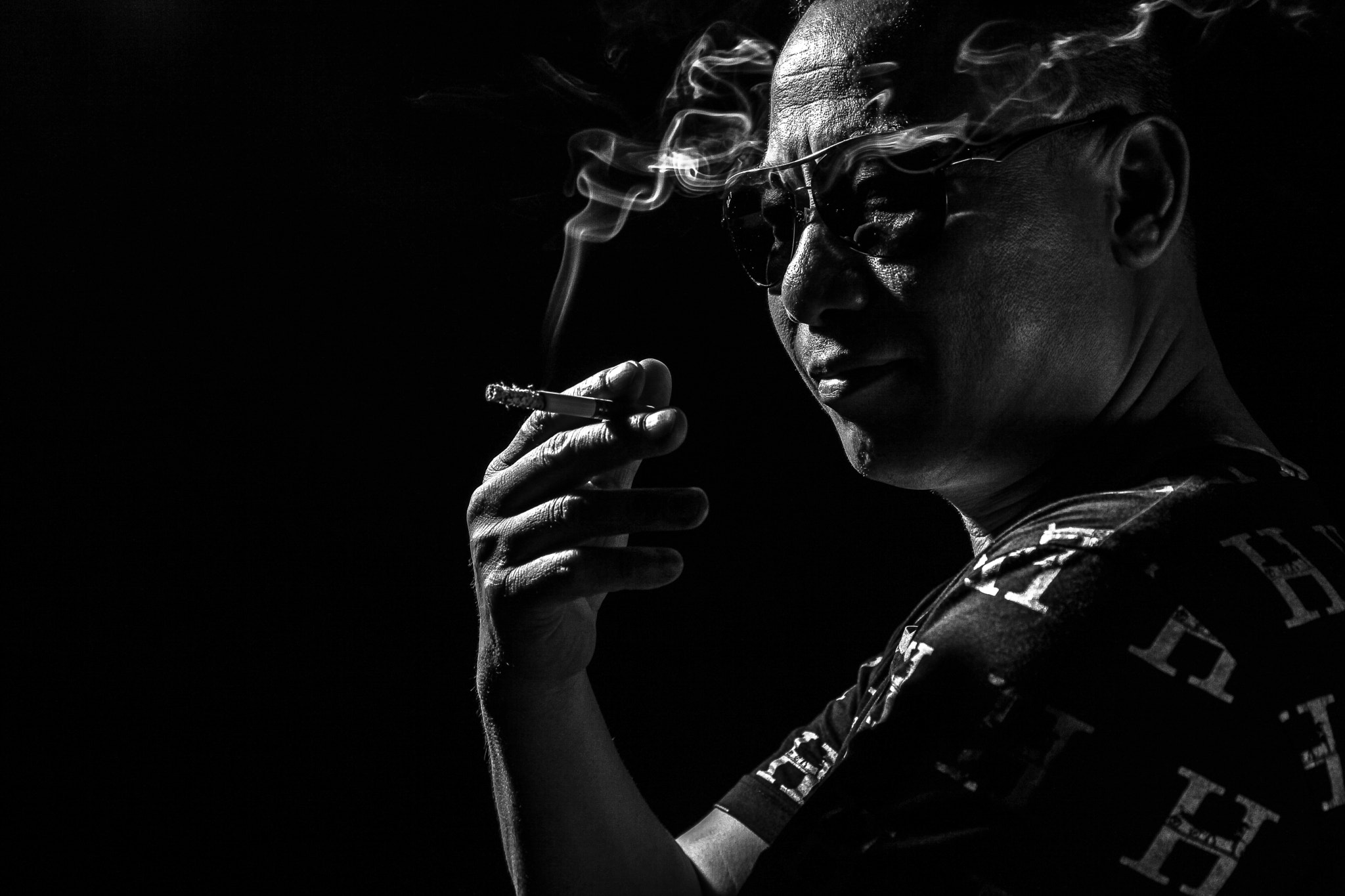 Photograph smoke by kokunrres Chen on 500px