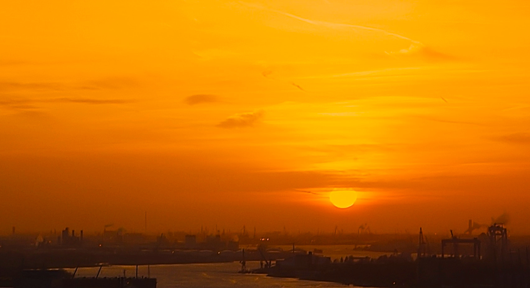 Photograph Sunset in the port by Bogdan's travel clicks on 500px